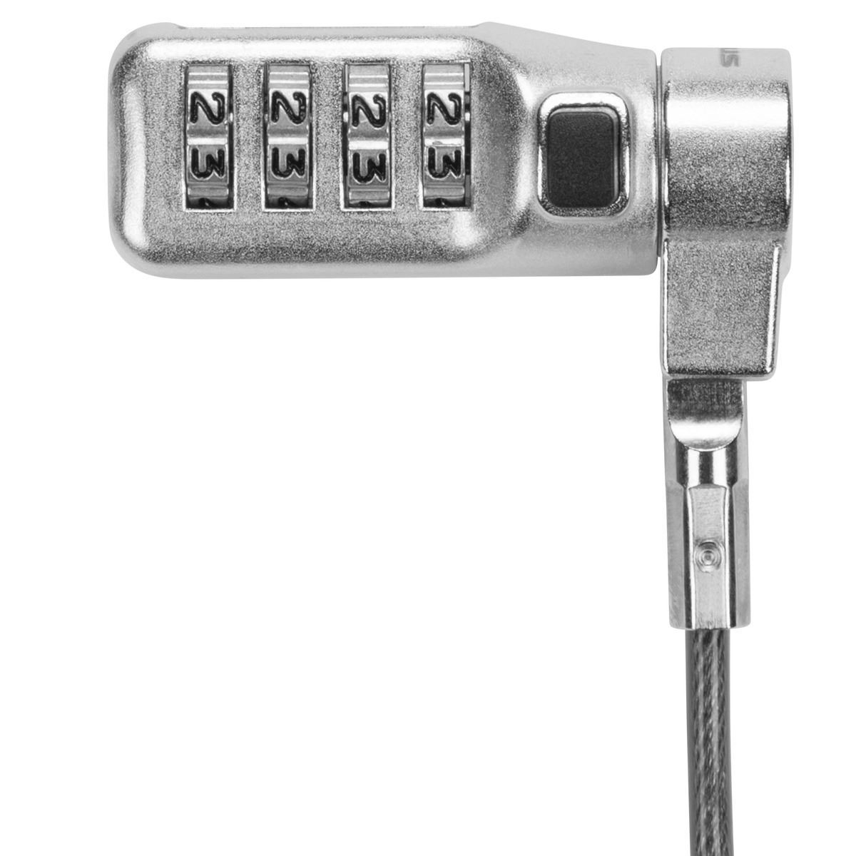 ASP86CCLGL 3-in-1 Lock Coiled Combination Lock