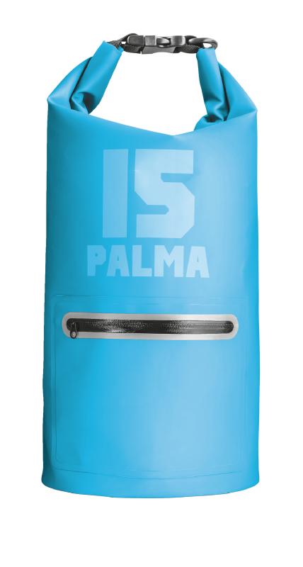 Palma Waterproof Bag 15L (blauw)