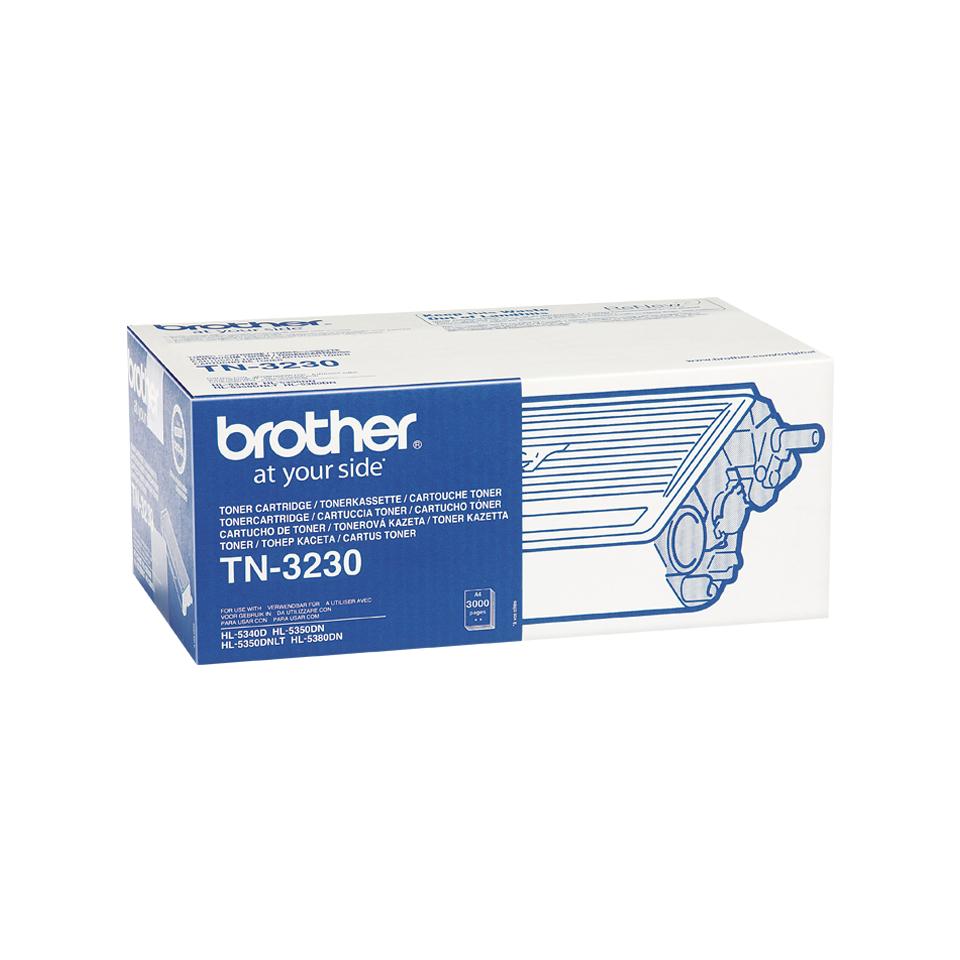 TN-3230 toner (zwart, 3000 afdrukken)