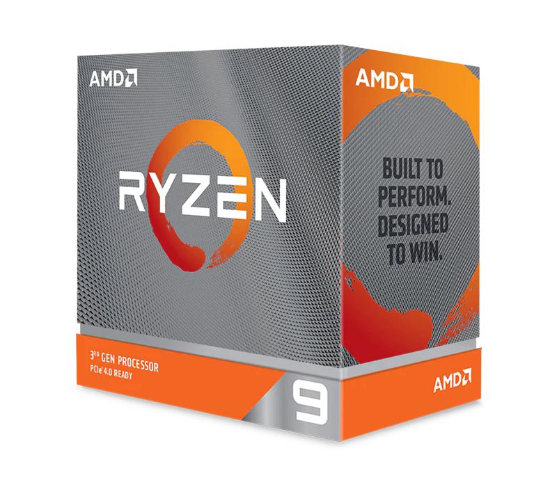 Socket AM4 : Ryzen 9-3950X (16 cores, 70 MB cache)