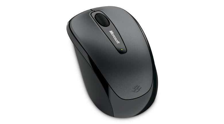 Wireless Mobile Mouse 3500 (USB)