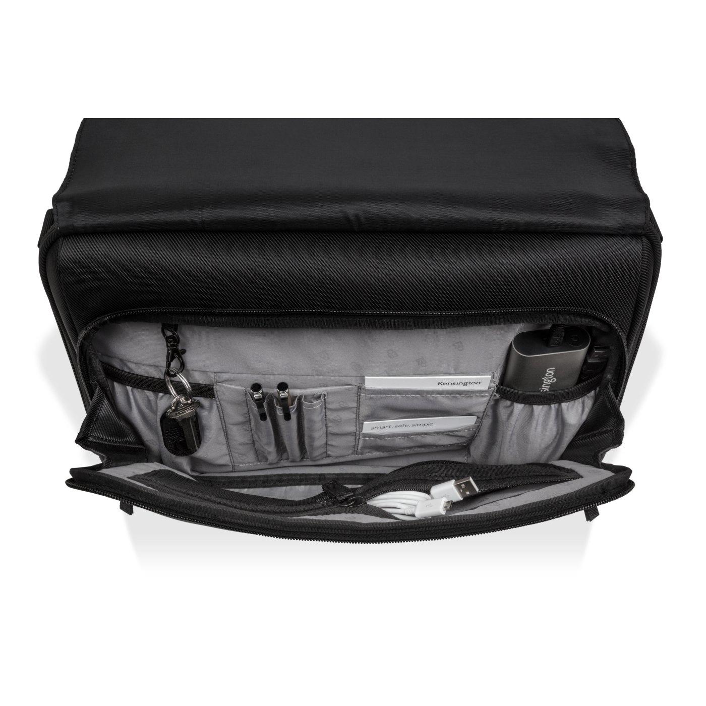 """SecureTrek Laptop Toploader Case (15,6"""")"""
