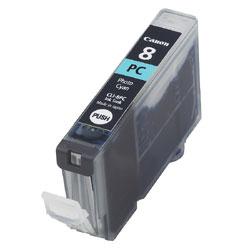 CLI-8PC inkjetcartridge fotocyaan (420 afdrukken)