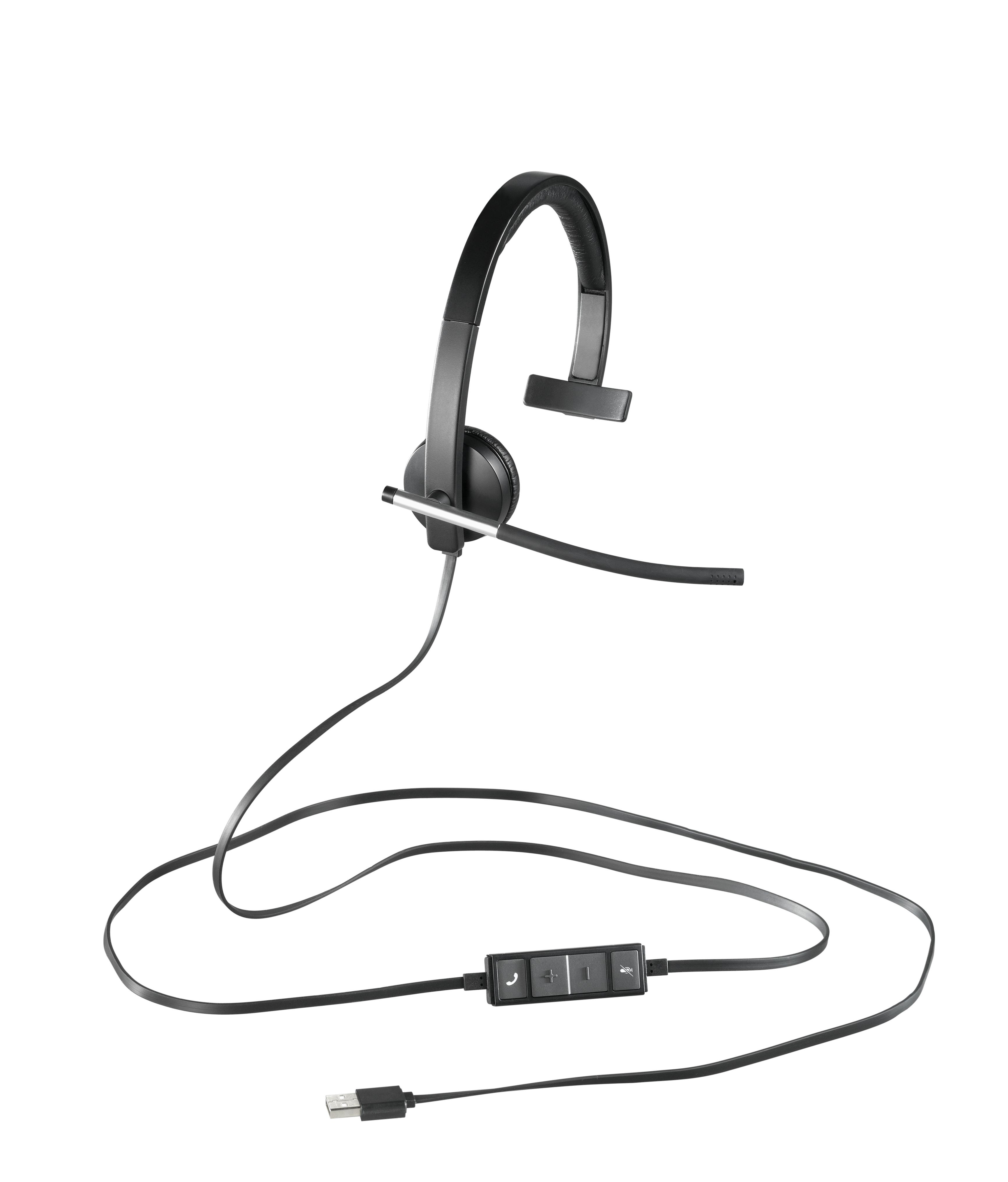 H650e USB Headset