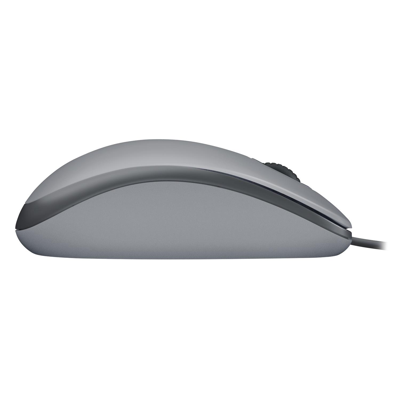 M110 Silent Mouse (3 knoppen, grijs)