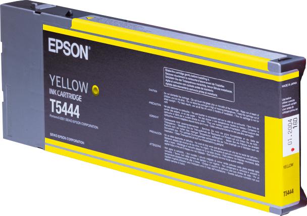T5444 inkjet Cartridge geel voor Stylus Pro 9600