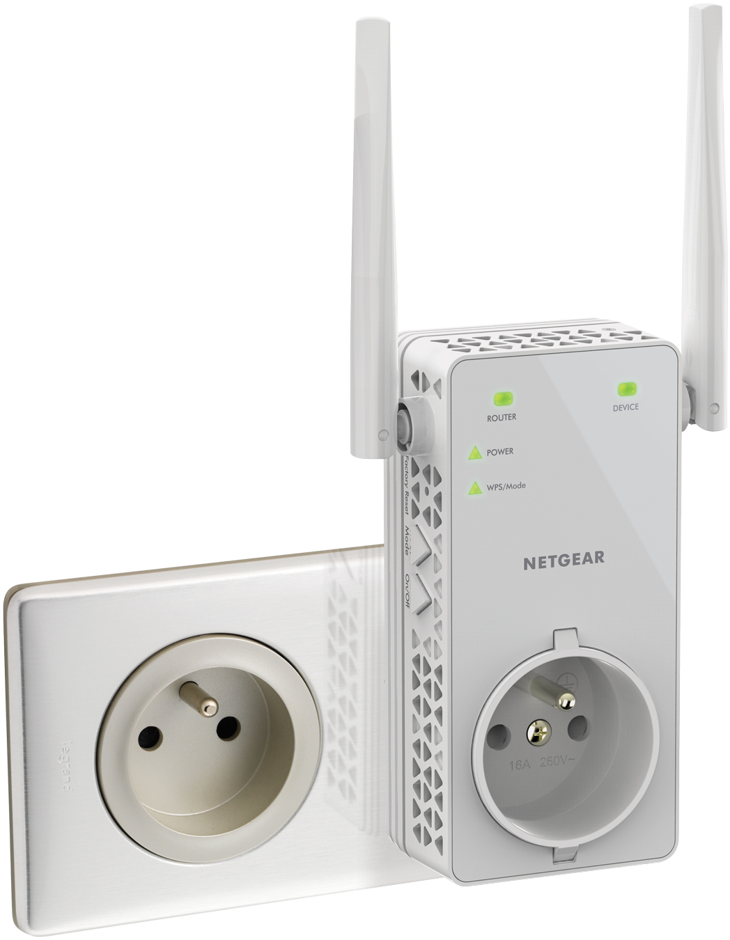 EX6130 Wi-Fi range extender (802.11a/b/g/n/ac, dual band)