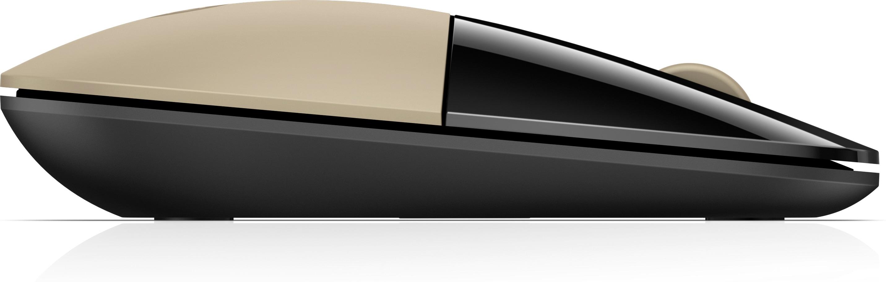 Z3700 Wireless Mouse (goud)