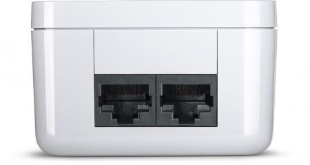 dLAN 550 duo+ - Bridge HomePlug AV (wall-pluggable)