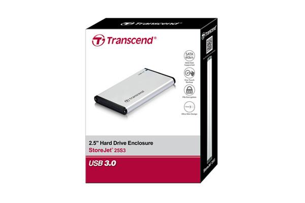 StoreJet (SATA 3 Gb/s, USB 3.0)