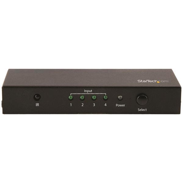 4-poort HDMI automatische switch (4K, 60 Hz)