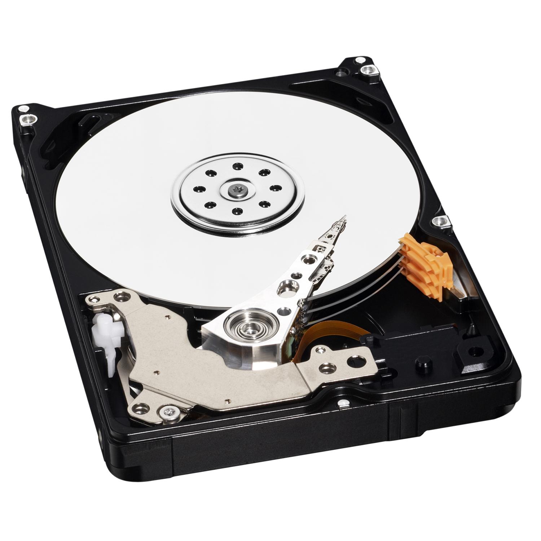 500 GB WD5000LUCT AV-25 (SATA 3 Gb/s, 16 MB cache, 5400 rpm)
