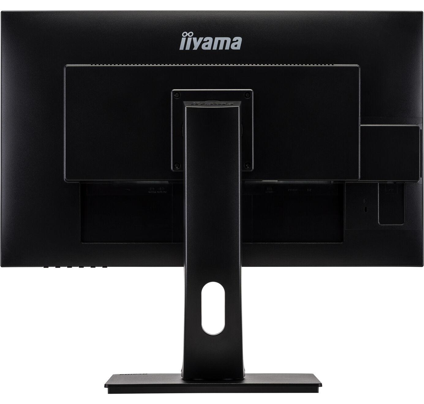 """ProLite XUB2792QSU-B1 LED 27"""", 2560 x 1440, AH-IPS, 1000:1, 5 ms, HDMI, DVI, DisplayPort, speakers, zwart"""