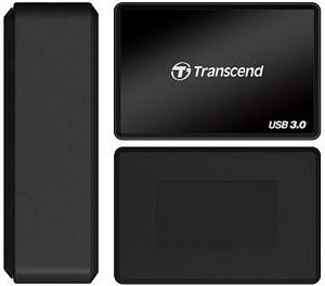 RDF2 Card reader (CFast Card type I, CFast Card type II, USB 3.0)