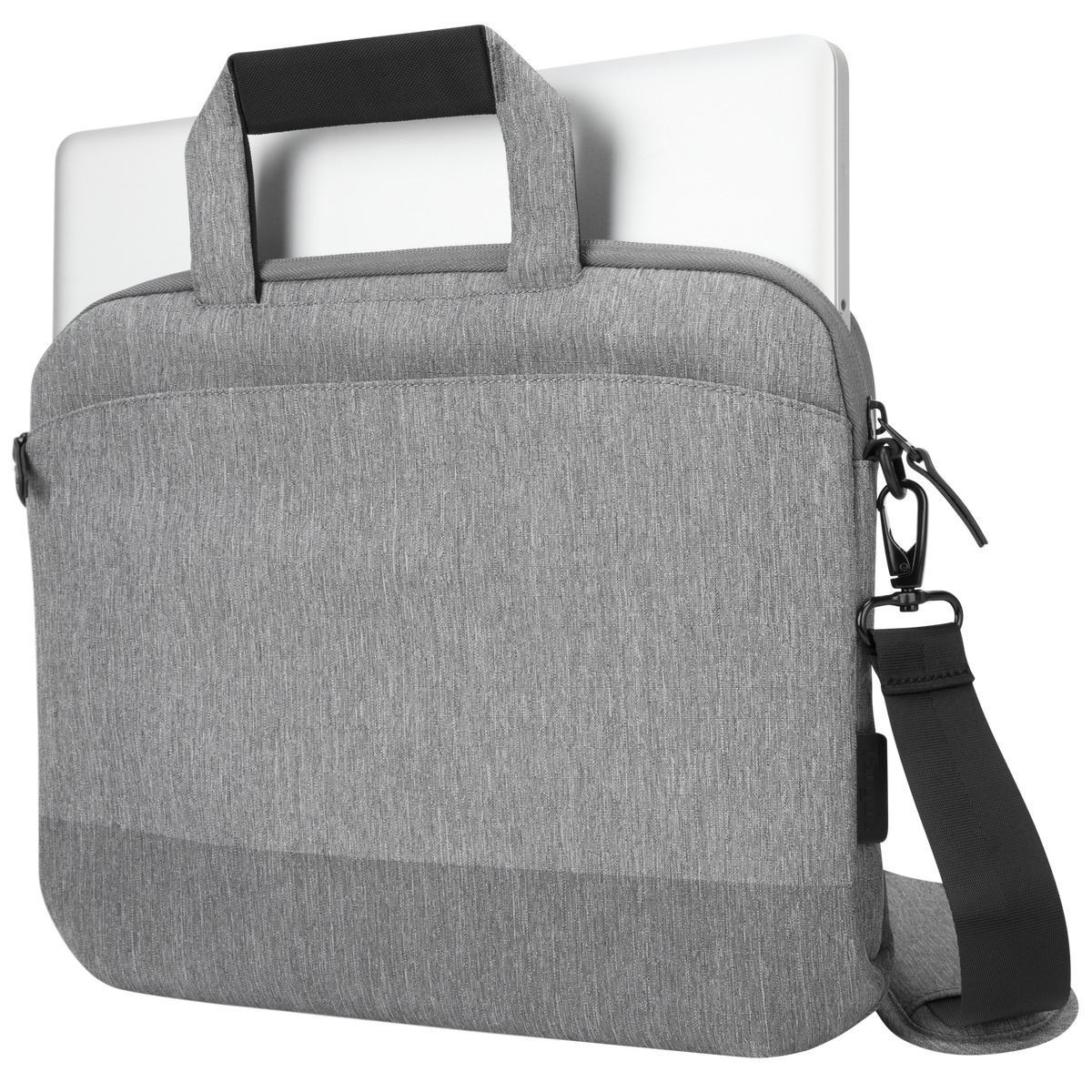 "CityLite Notebook carrying case (14"", grijs)"