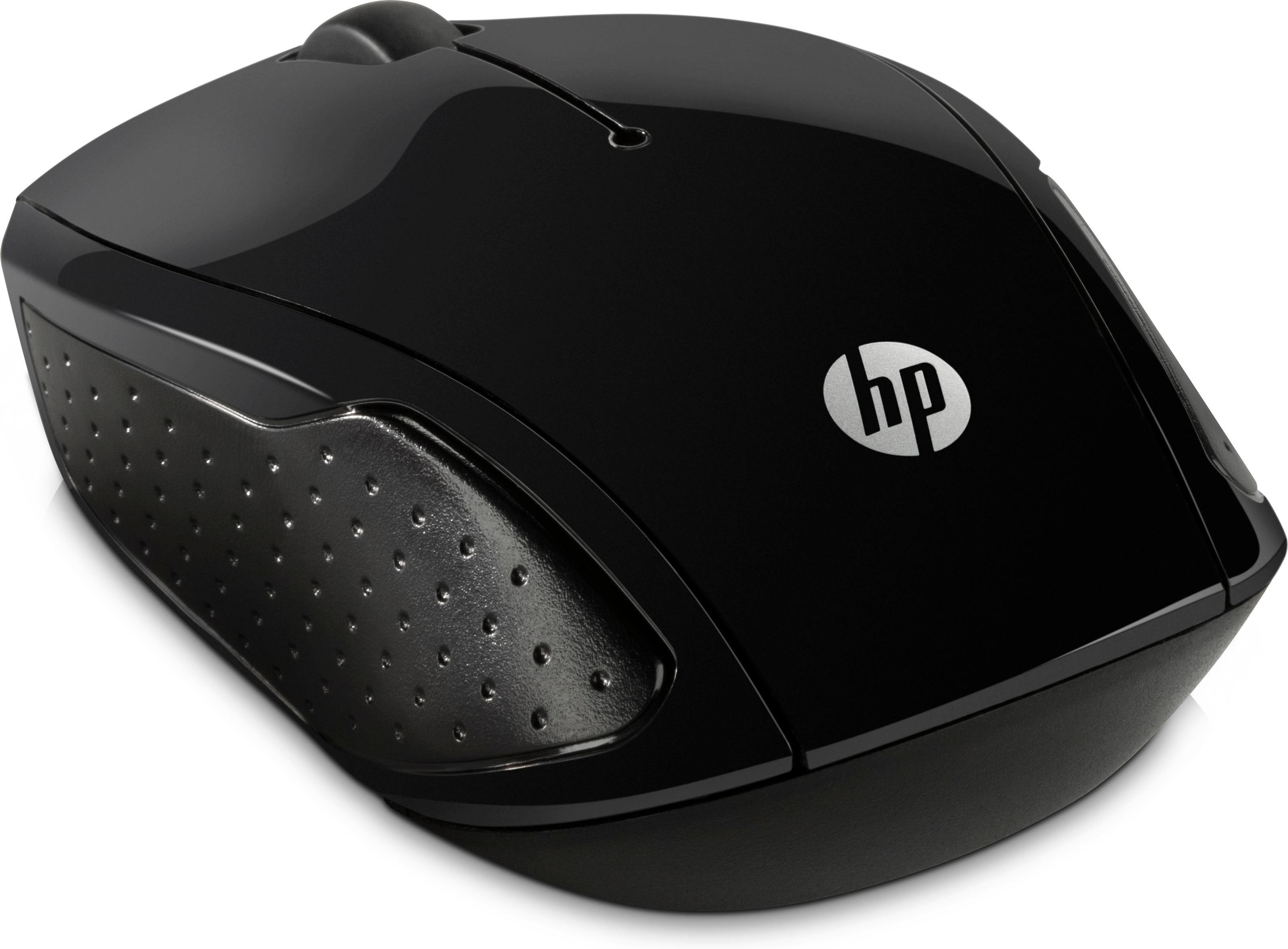Wireless Mouse 200 (1000 dpi, zwart)