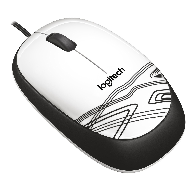 M105 Mouse (wit)