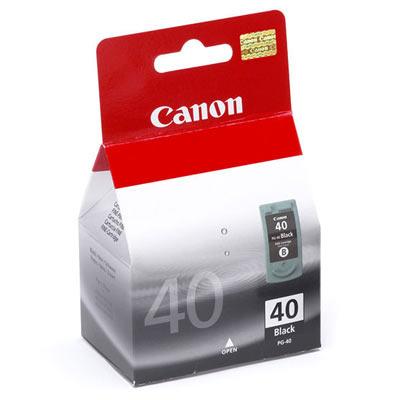 PG-40 inkjetcartridge zwart (16 ml, 195 afdrukken)