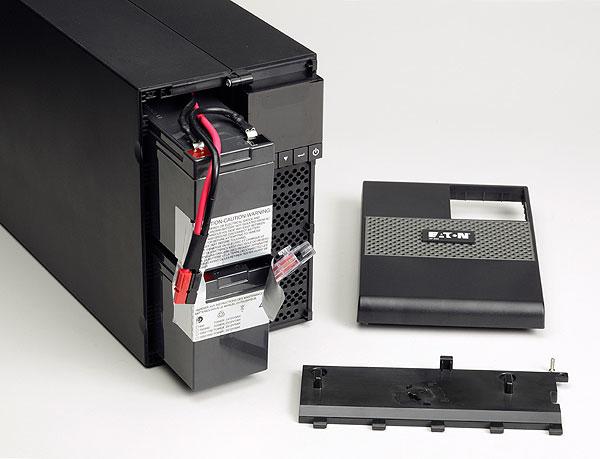 5P1550i UPS (AC 160 - 290 Volt, 1100 Watt, 1550 VA, RS-232, USB, 8 output connectors)