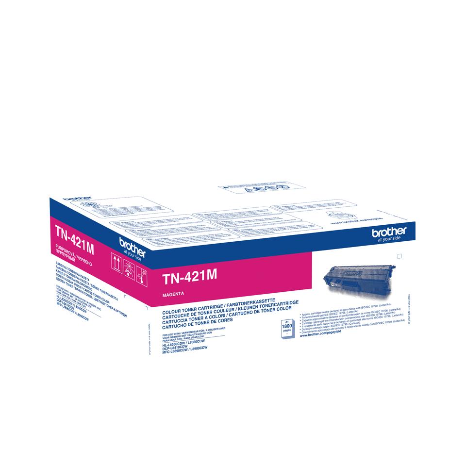 TN421M toner magenta