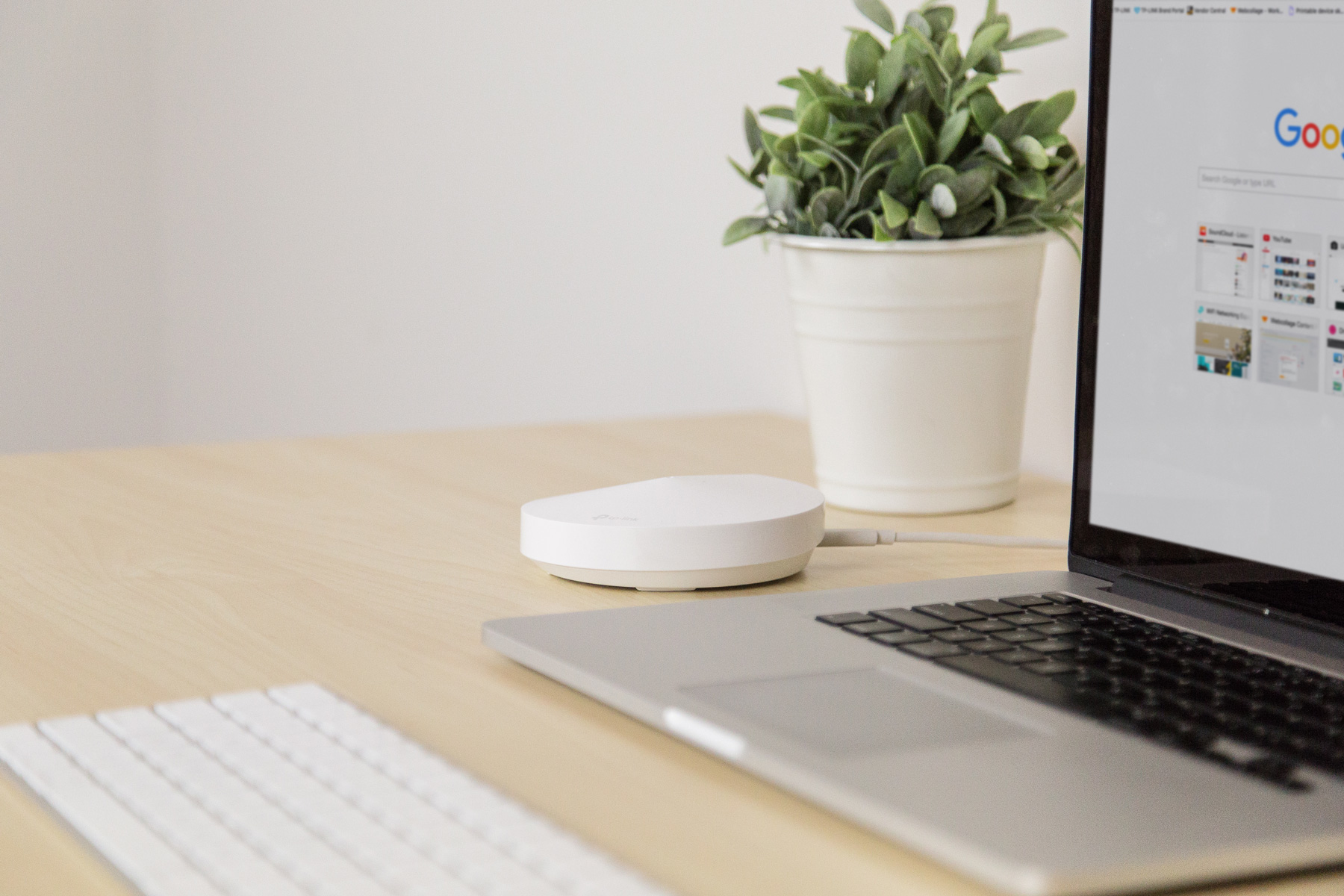 Deco M5 Whole-Home Wi-Fi Unit (1-pack)