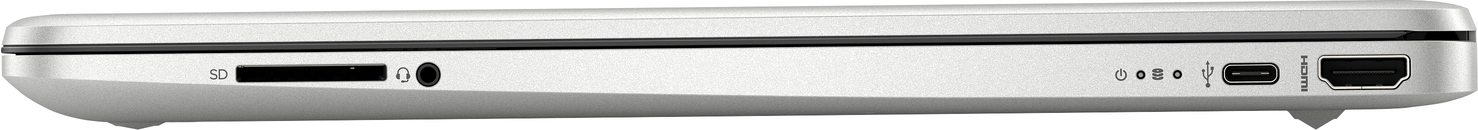 "15s-eq2032nb (15,6"" Full HD AG IPS, AMD Ryzen 5-5500U, 16 GB DDR4, 1000 GB SSD, Windows 10, zilver)"