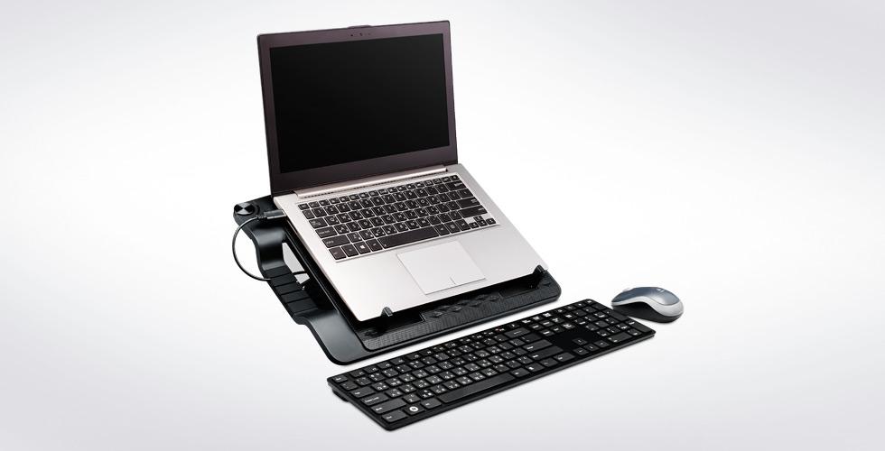 NotePal ErgoStand III (zwart)
