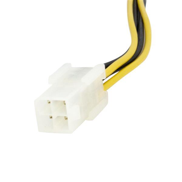 4-pin naar 8-pin EPS Voedingsadapter met LP4 F/M (15 cm)