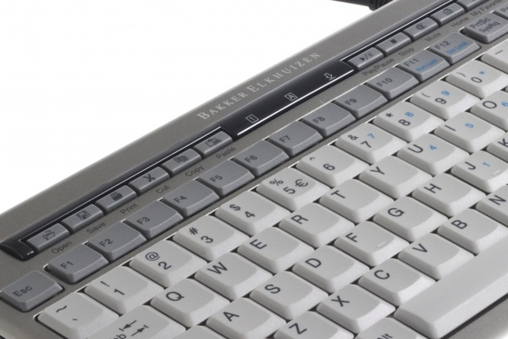 S-board 840 Keyboard (USB, Qwerty UK)