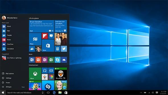 Windows 10 Pro OEM (64-bit, Frans)