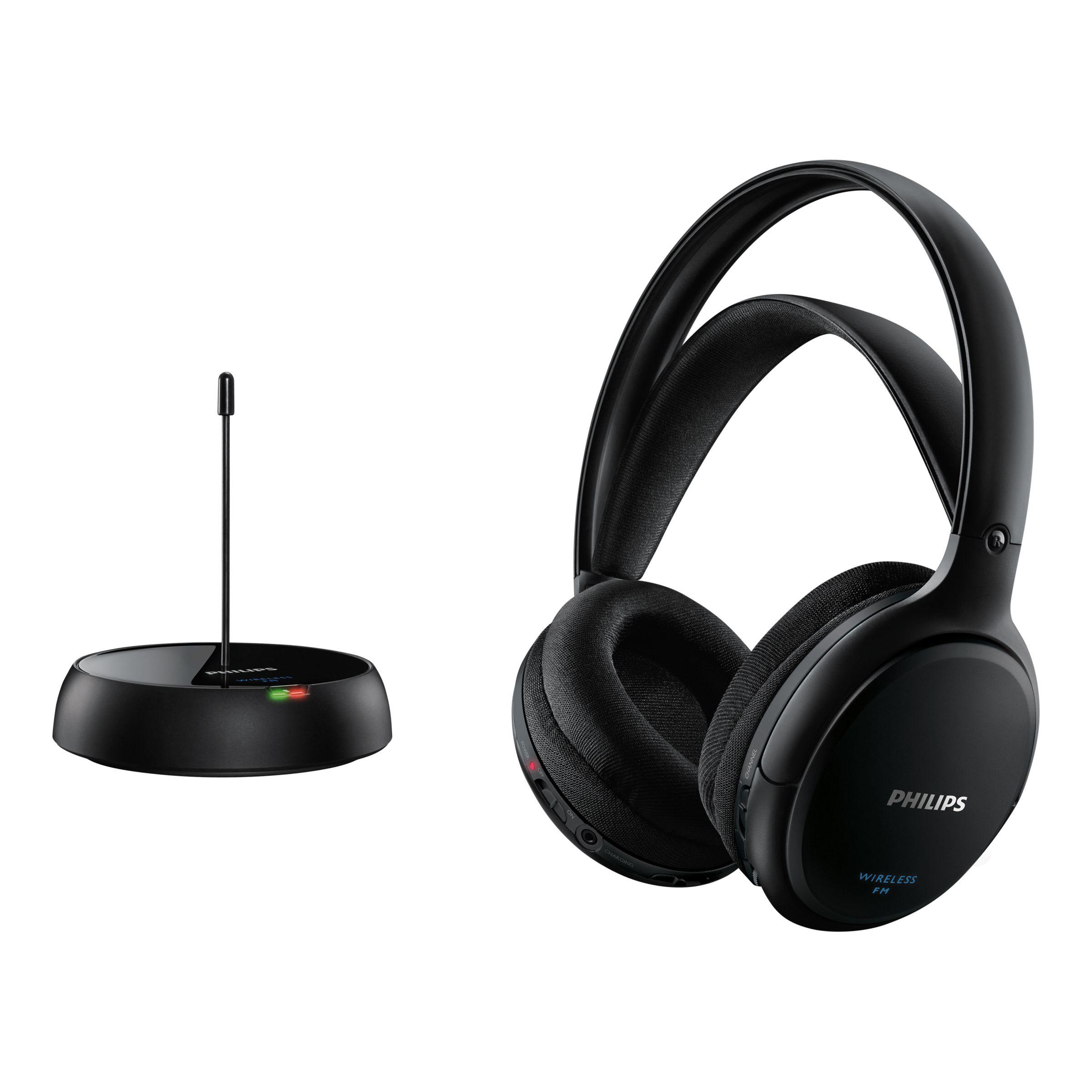 SHC5200 Headphones (full size, draadloos)