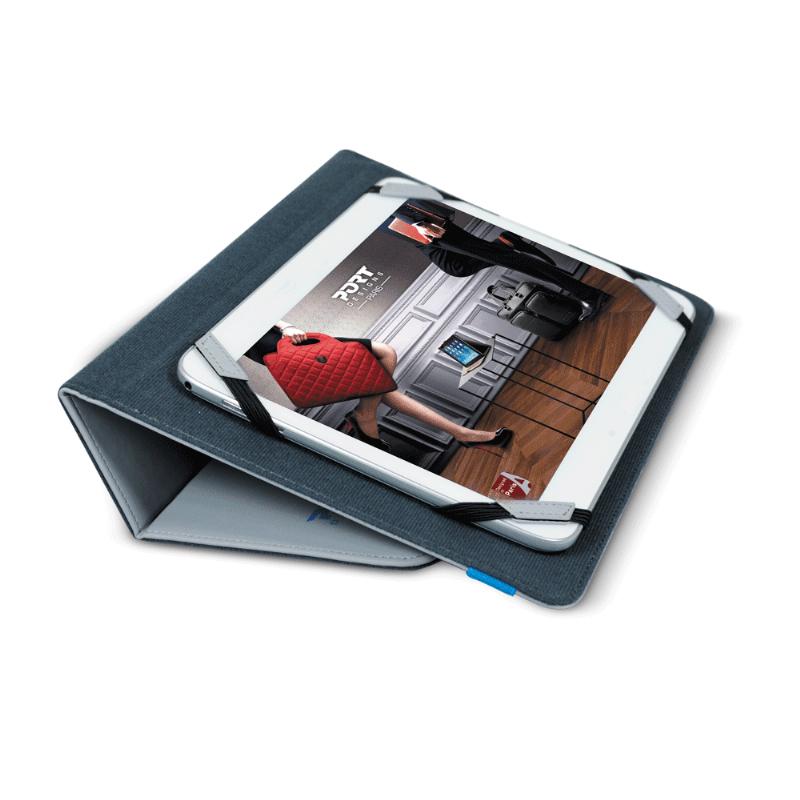 """Noumea Universal Case voor 9""""/10"""" tablets (grijs)"""