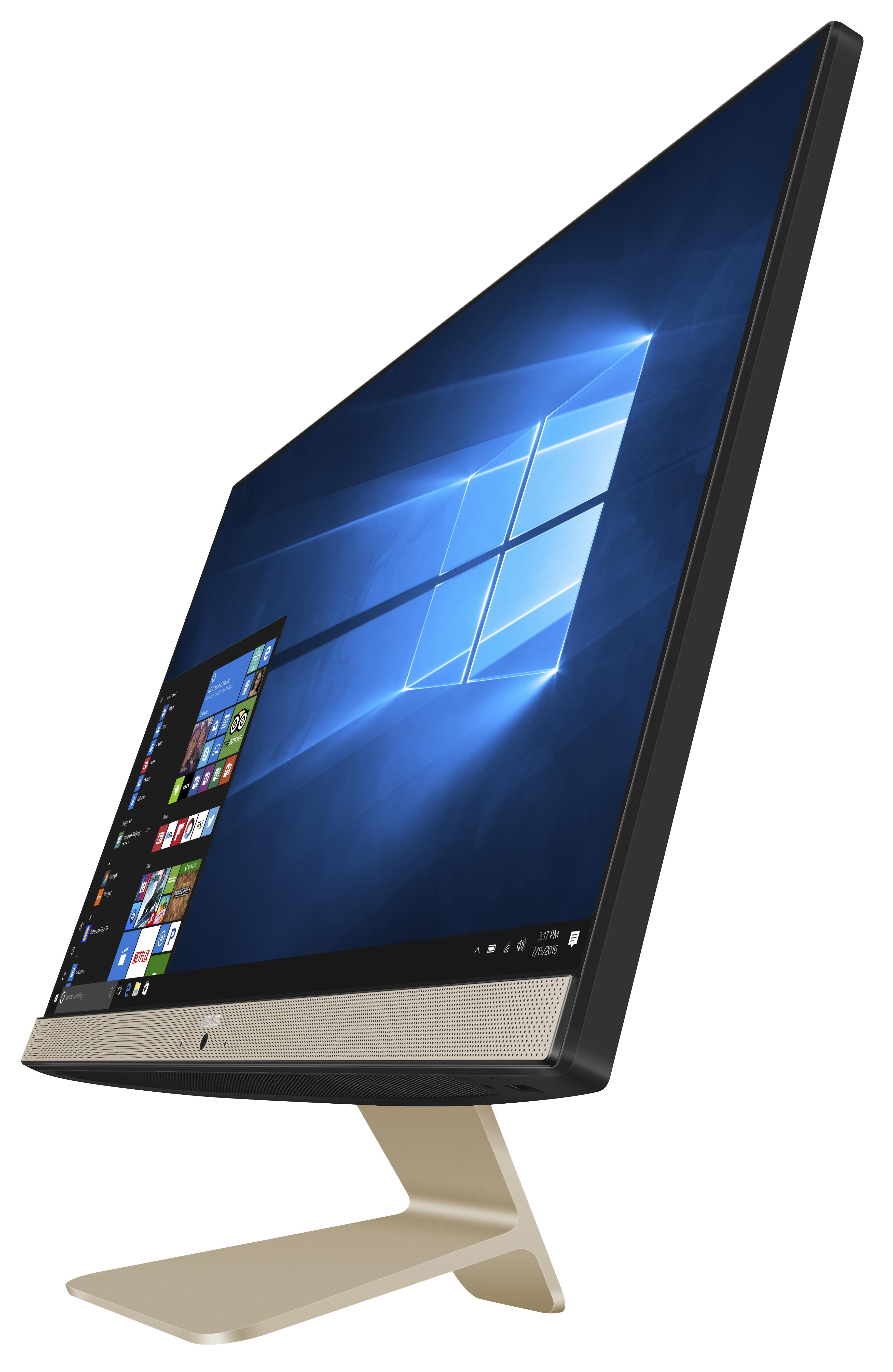 """AIO V241EAK (24"""" Full HD, Intel Core i5-1135G7, 16 GB DDR4, 512 GB SSD, Windows 10, zwart)"""
