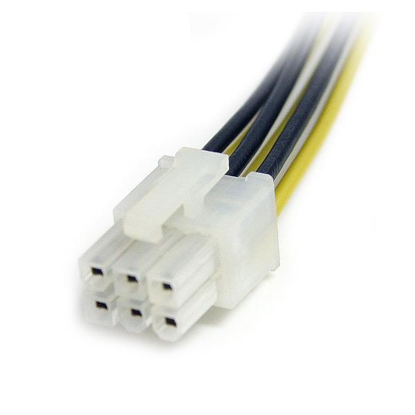 PCI Express Powersplitter kabel (15 cm)