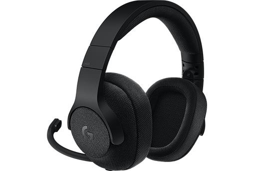 G433 Gaming Headset (zwart)