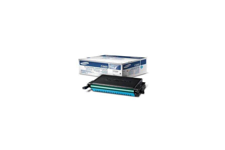 CLP-C660B/ELS Toner cyaan (5000 afdrukken)