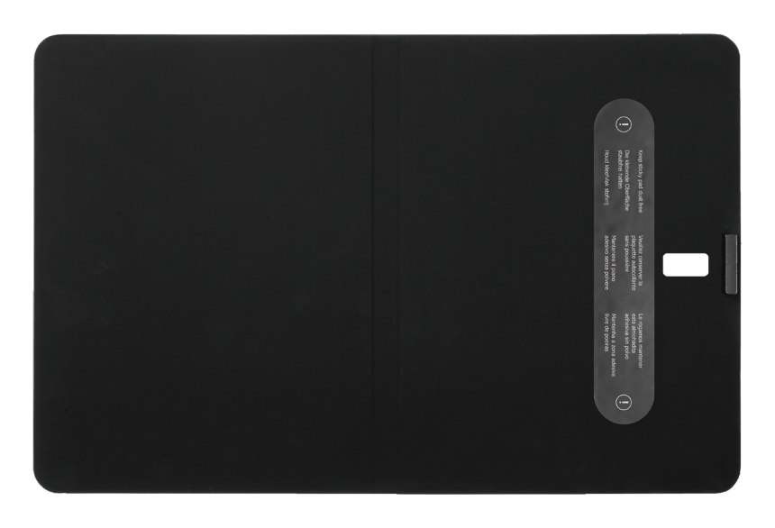 "Ultrathin Folio Stand voor Samsung Galaxy 10"" tablets"
