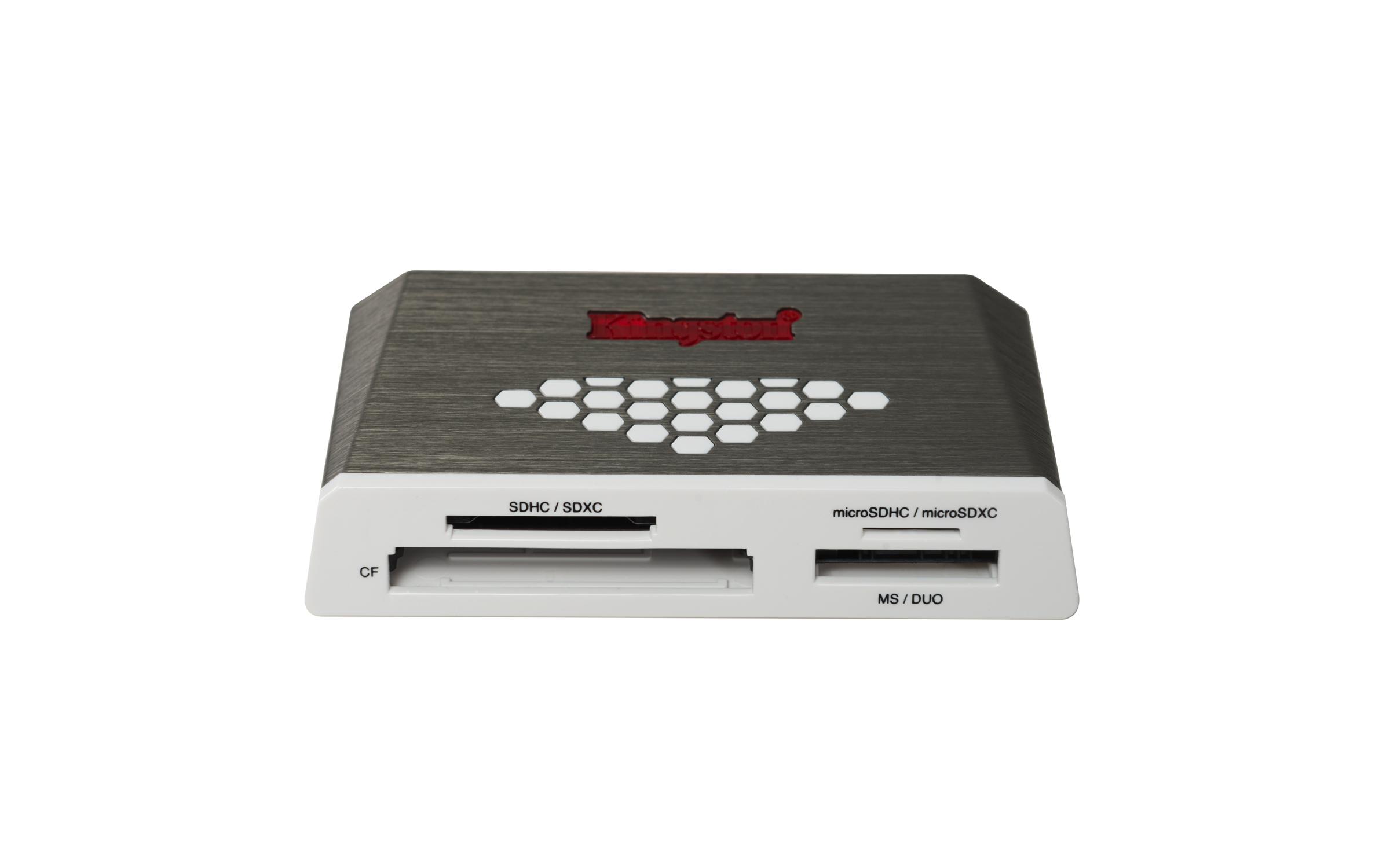 FCR-HS4 Hi-Speed Media Reader (USB 3.0)