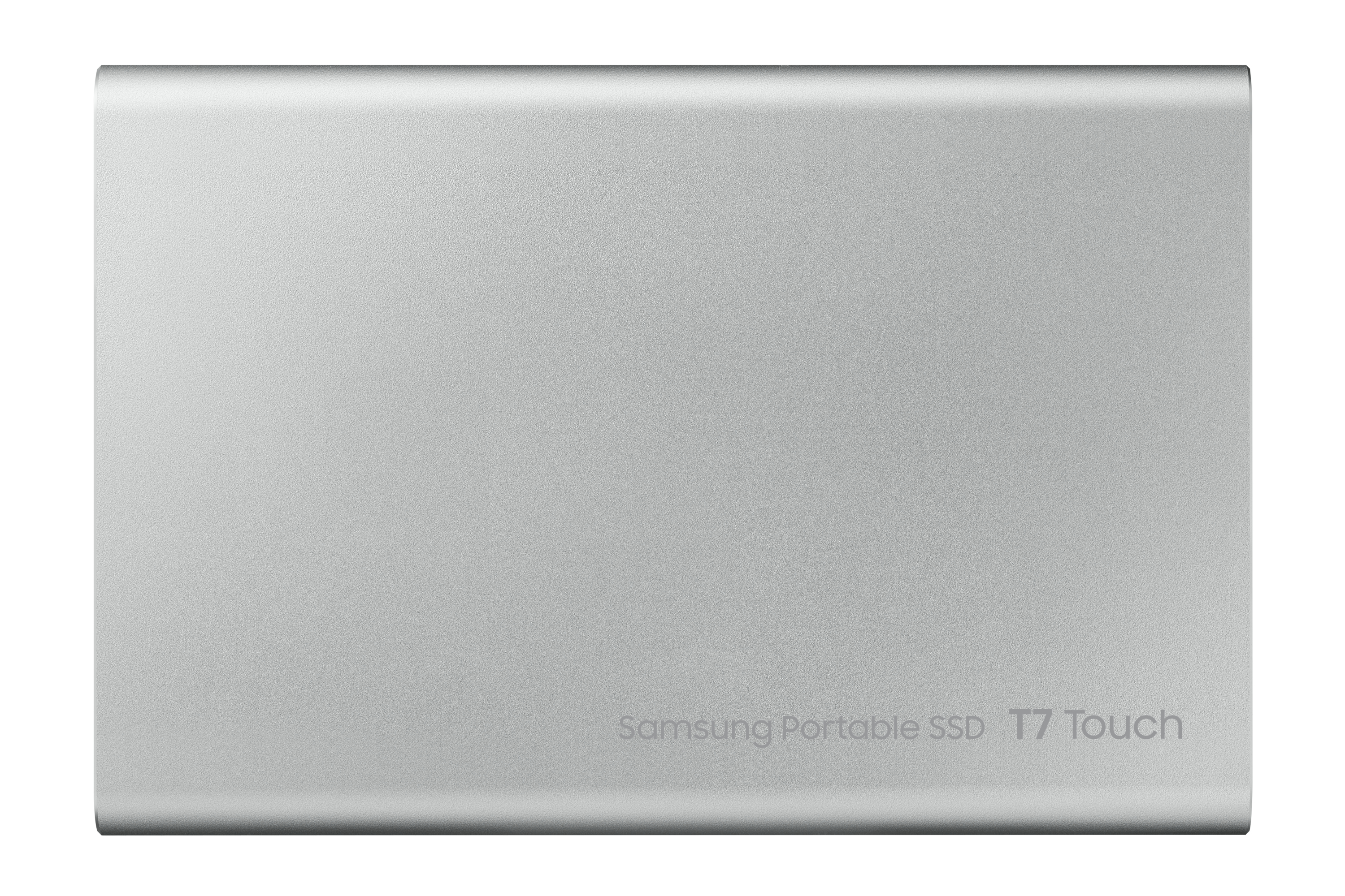 2000 GB MU-PC2T0S Portable SSD (encrypted, USB 3.2 Gen 2, USB-C connector, 256-bit AES, zilver)