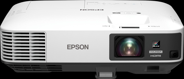 EB-2255U LCD projector (5000 lumens, WUXGA 1920 x 1200, 16:10, HD 1080p, 802.11b/g/n, WLAN, LAN, Miracast, Intel Wireless Display WiDi)