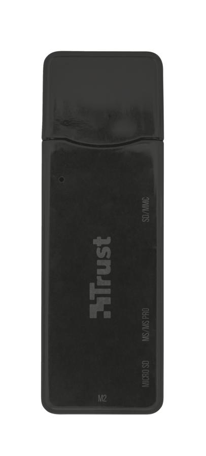 Nanga Card reader (MS, SD, microSD, MS Micro, USB 3.1 Gen 1)