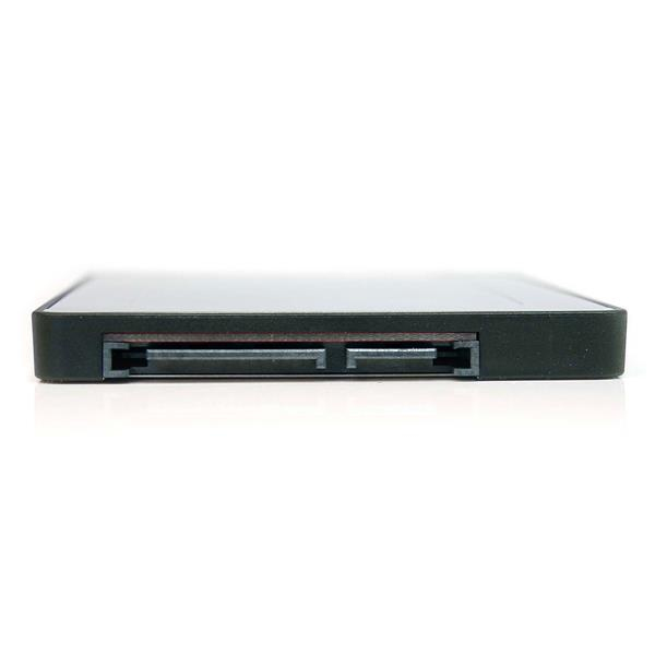 "2,5"" S-ATA naar Mini S-ATA SSD Adapter Enclosure"